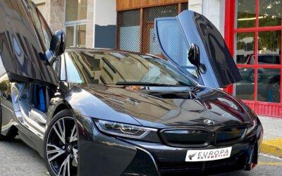 BMW i8 ¿Quieres un Batmóvil?