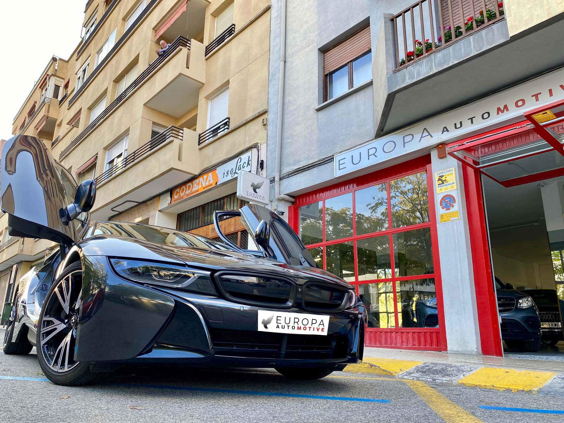 BMW i8 - Europa Automotive - Importador de Coches de Alemania