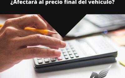 En 2021, la subida del impuesto de matriculación ¿Afectará al precio final del vehículo?