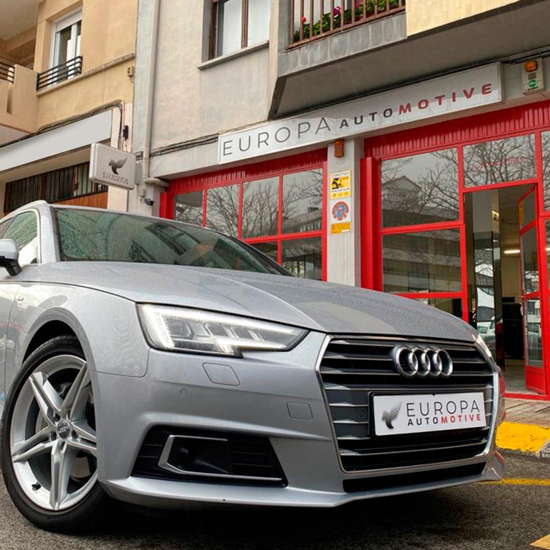AudiA6 importado de Alemania EuropaAutomotive