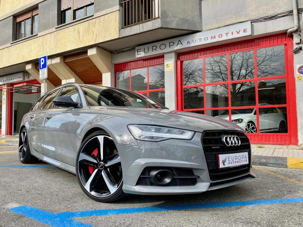 Importación Audi A6 Avant competition desde Alemania | Europa Automotive