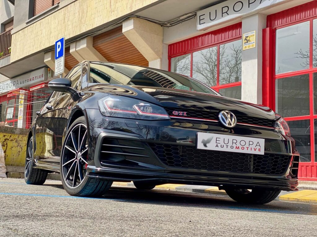 Importado un Volkswagen Golf GTI TCR | Europa Automotive