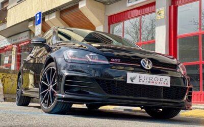 Importado un Volkswagen Golf GTI TCR 2019
