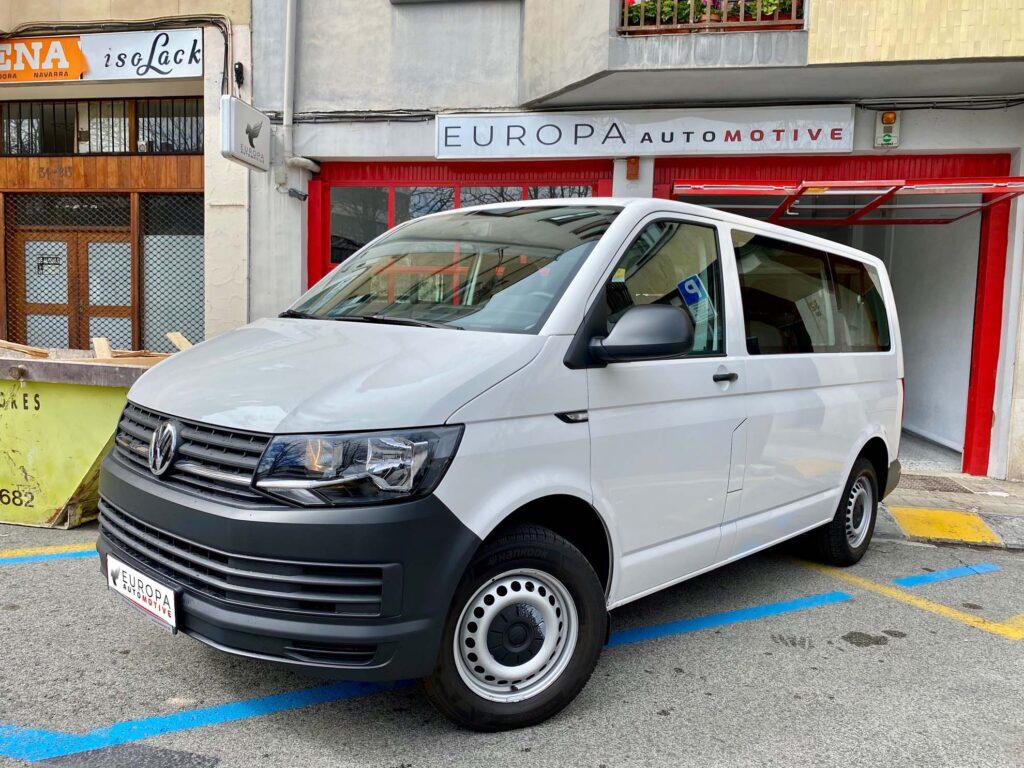 Volkswagen Transporter T7 TDI importada de alemania | Europa Automotive