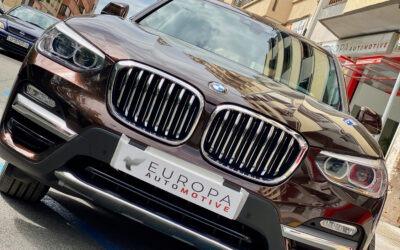 Importar un BMW X3 2.0d xDrive Luxury, apuesta segura
