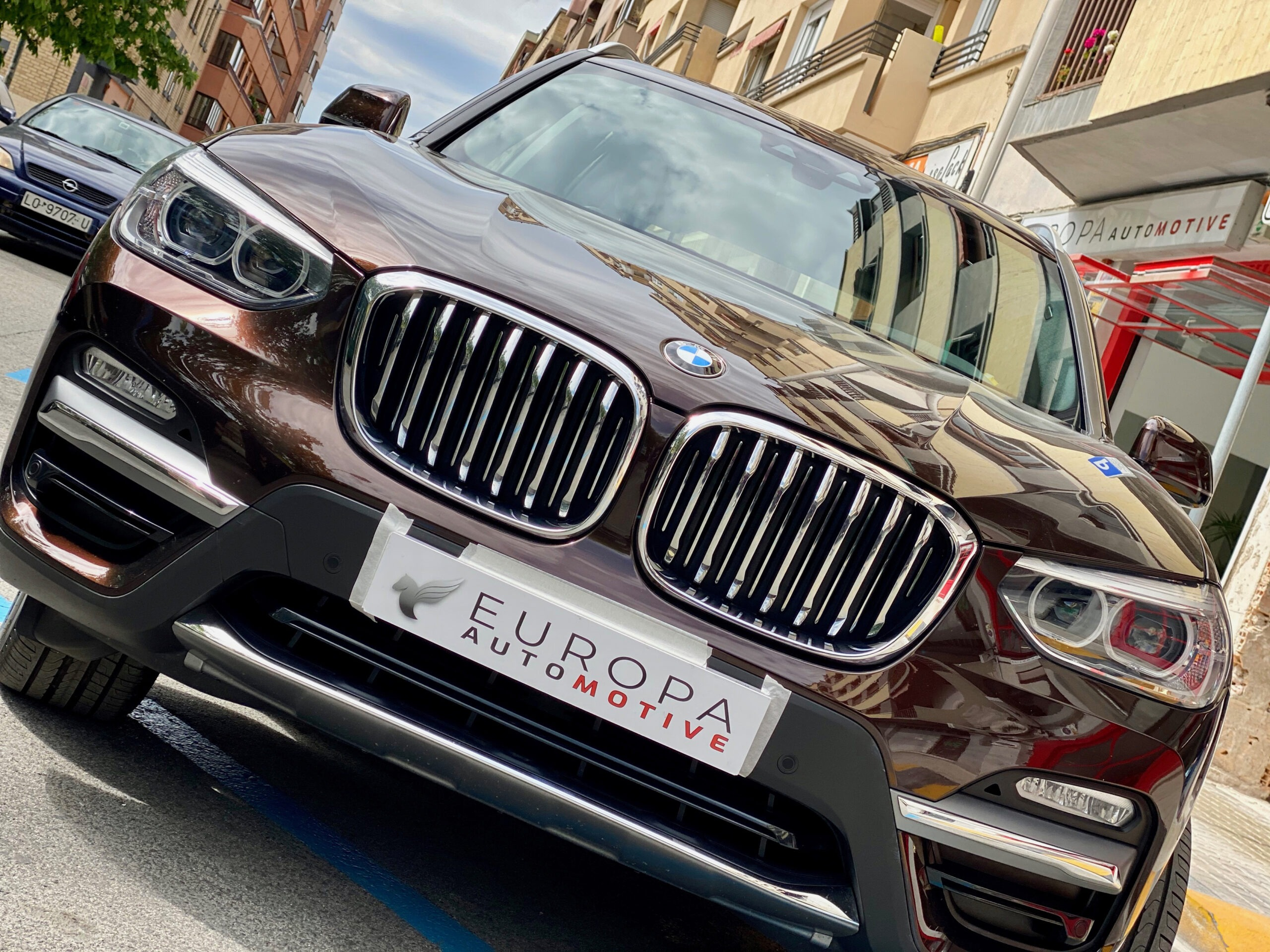 Importar BMW X3 2.0d xDrive Luxury | Europa Automotive