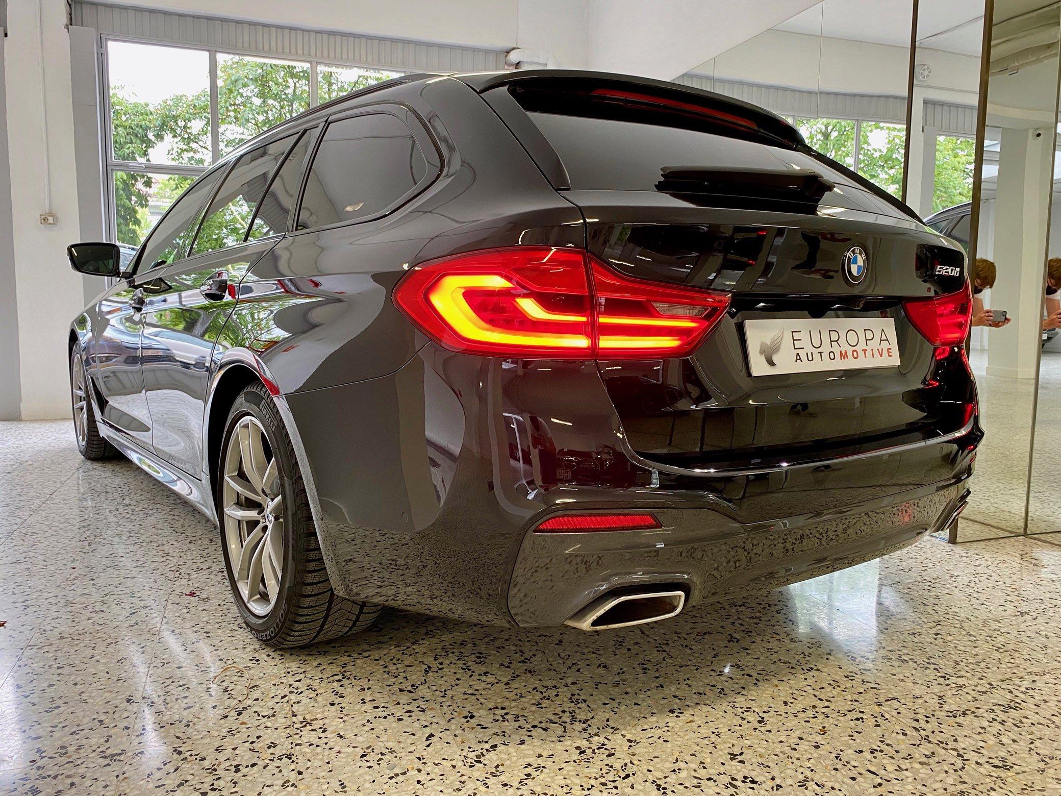 Importar un BMW 520d Touring | Importar un coche desde ALemania - Europa Automotive